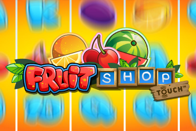 Fruit Shop Online Slots from Net Entertainment