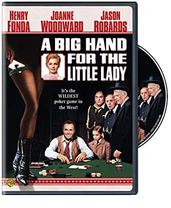 A Big Hand for the little Lady a Film of Action and Adventure