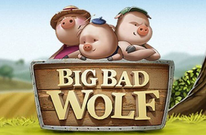 The Big Bad Wolf Slot Game Is Inspired by The Fairy Tale