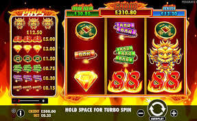Lucky 88, a Fiery Chinese-Themed Slot