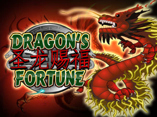 Dragons Fortune Online Scratch Card