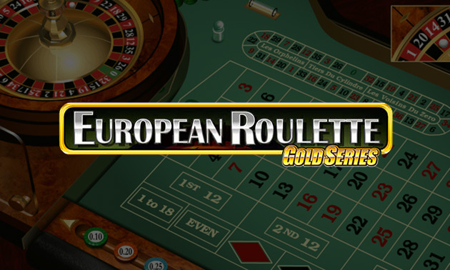Playing European Roulette from Amaya Online