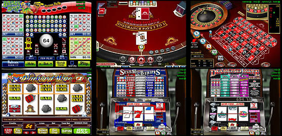 Play Great Games at a Casino Online