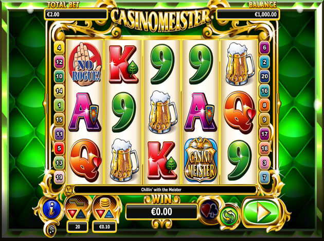 Casinomeister Online Slots